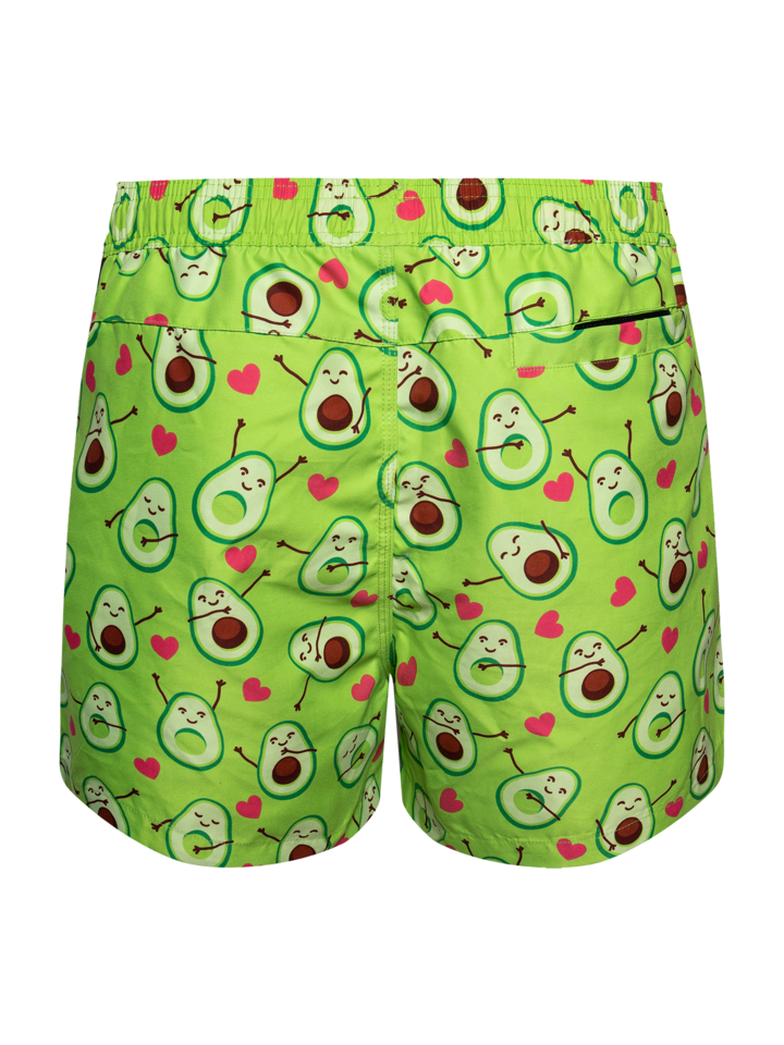 Lifestyle photo Men's Swim Shorts Avocado Love