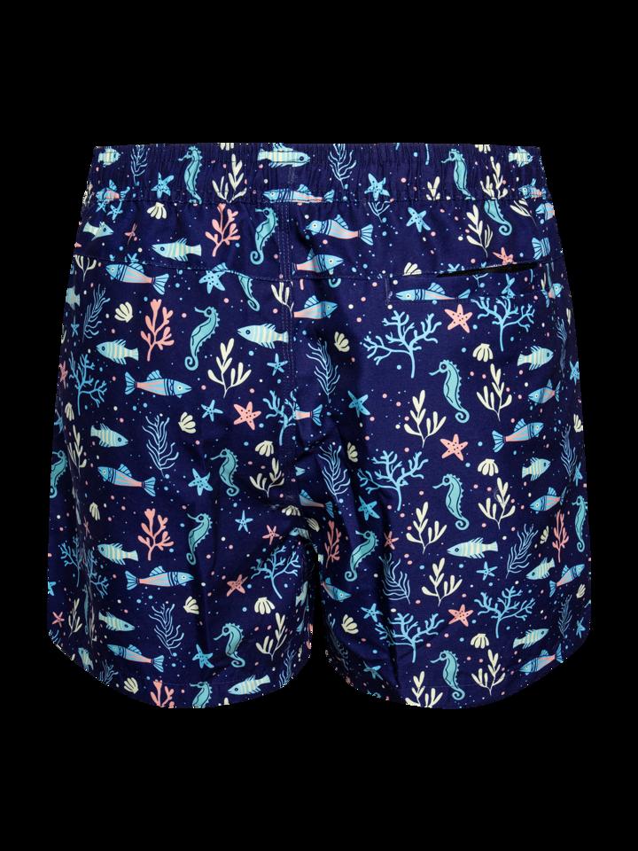 Pre dokonalý a originálny outfit Men's Swim Shorts Sea Life
