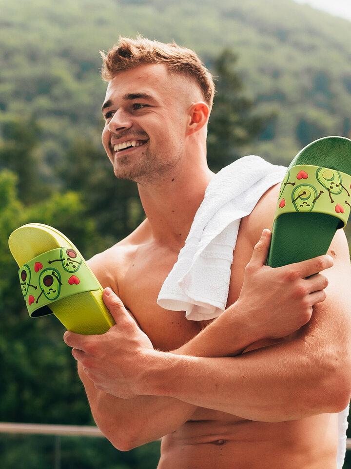 Hľadáte originálny a nezvyčajný darček? Obdarovaného zaručene prekvapí Vrolijke sliders Avocado Love