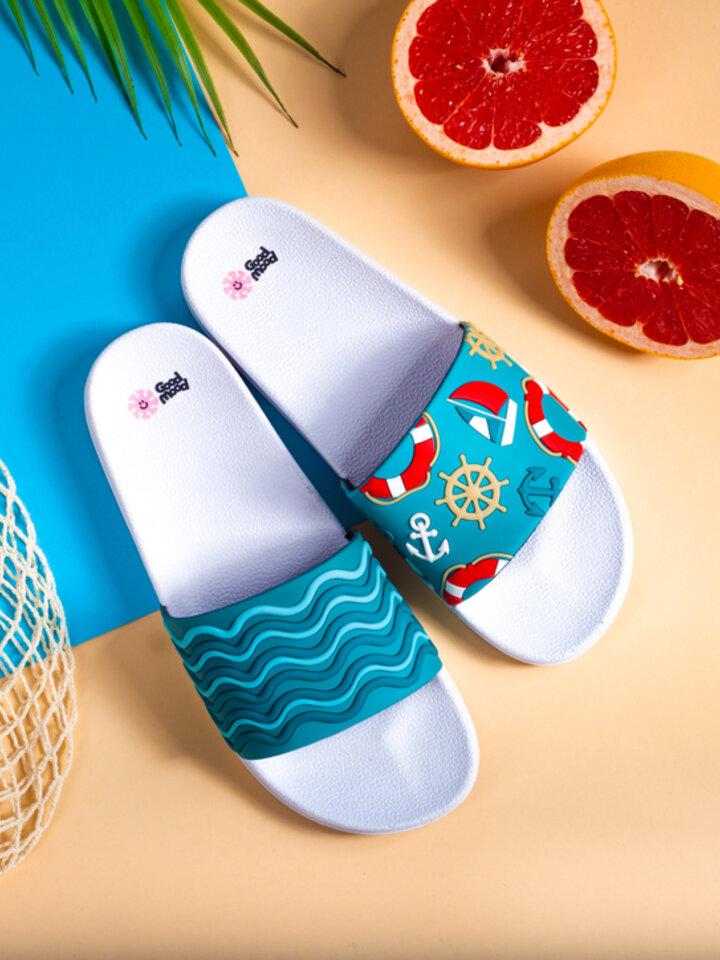 Gift idea Slides Waves