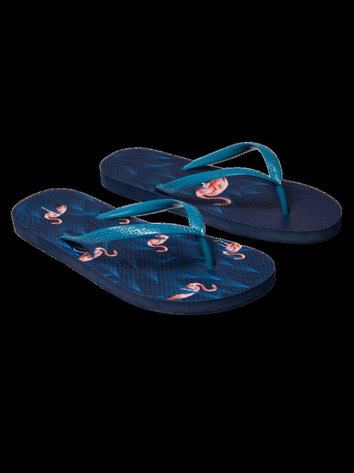 Potešte sa týmto kúskom Dedoles Flip Flops Night Flamingo