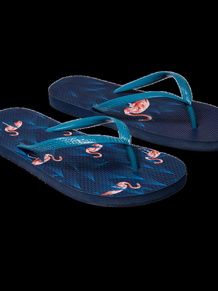 Gift idea Flip Flops Night Flamingo