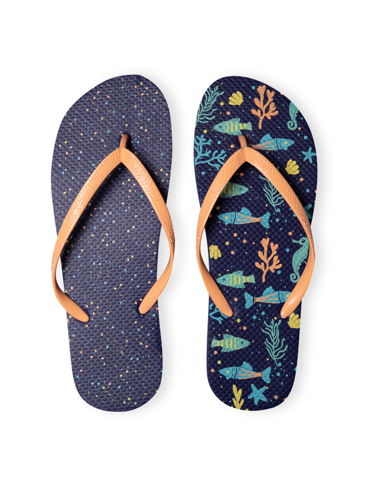 Lifestyle photo Flip Flops Sea Life