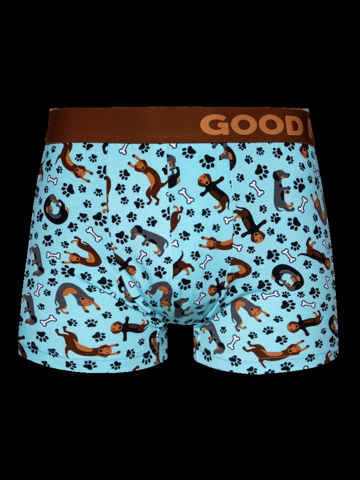 Obrázok produktu Vrolijke heren trunks Teckel