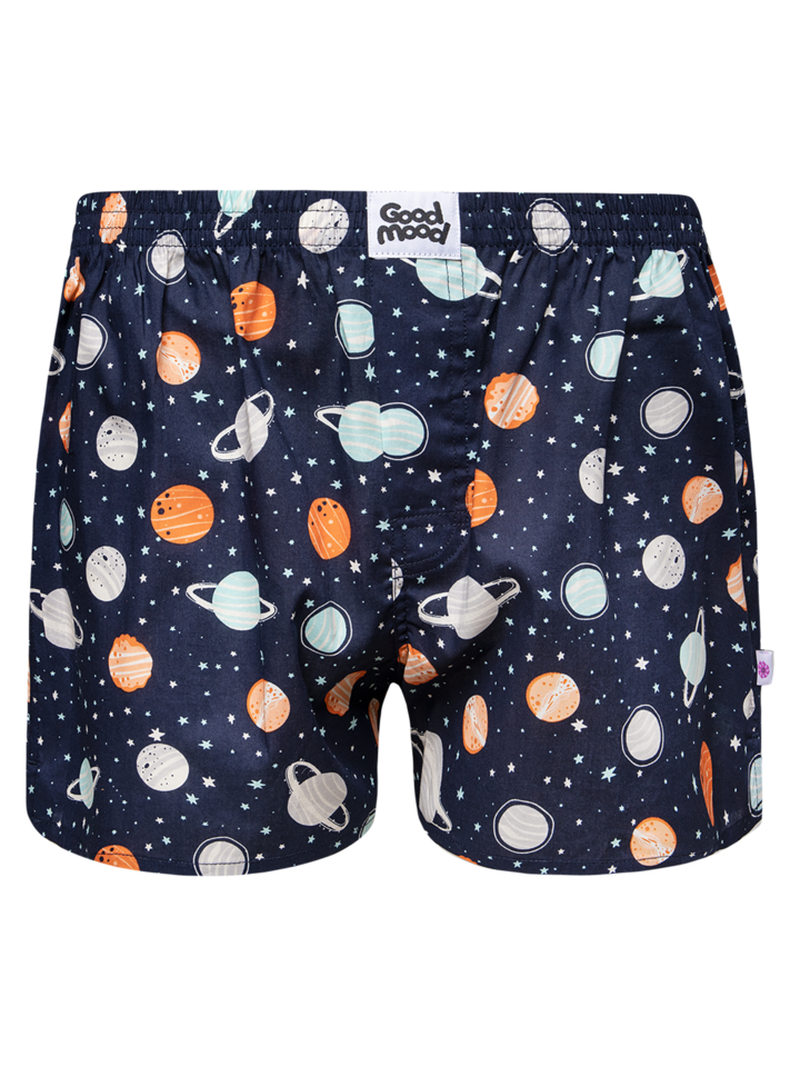 Looking for an original and unusual gift? The gifted person will surely surprise with Men's Boxer Shorts Cosmos