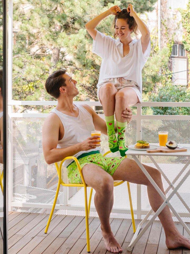 Obrázok produktu Vesele bokserice Avokadova ljubav