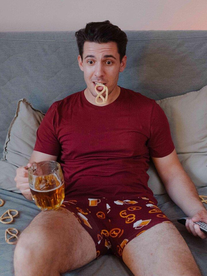 Zľava Vrolijke boxershorts Bier