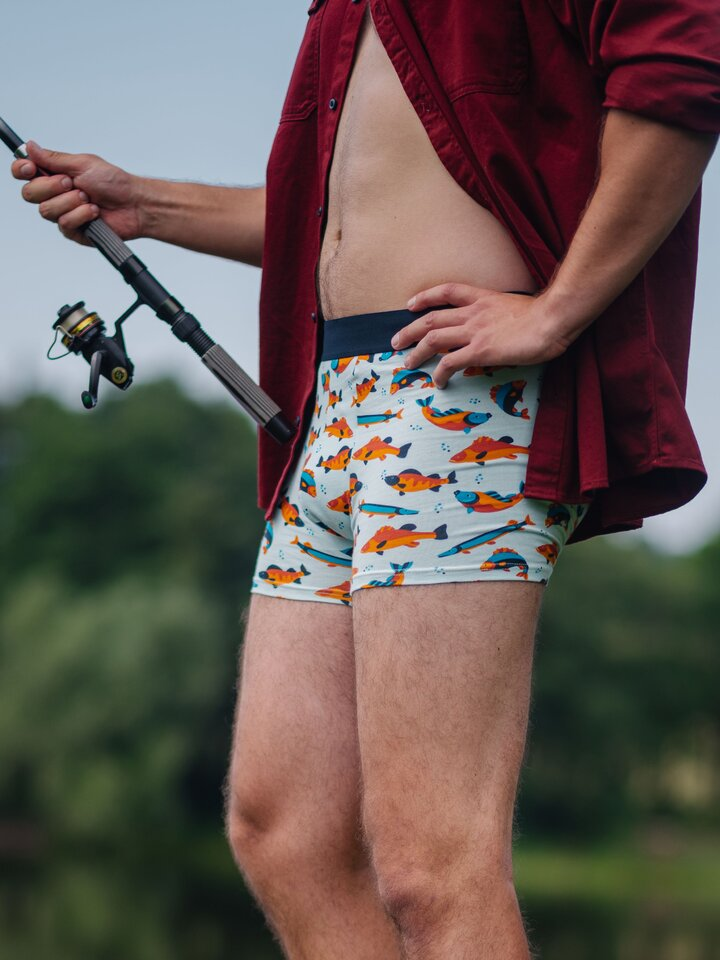 Lifestyle photo Men's Trunks Fishing