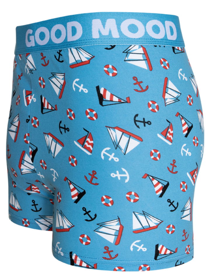 Original gift Men's Trunks Sailing