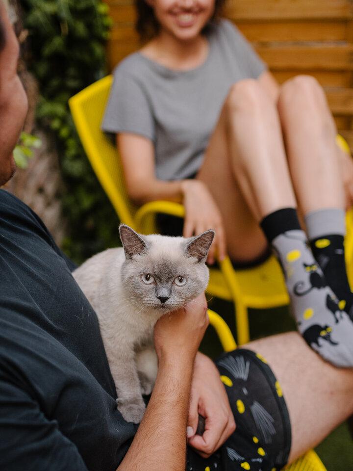Lifestyle photo Men's Trunks Cat Eyes