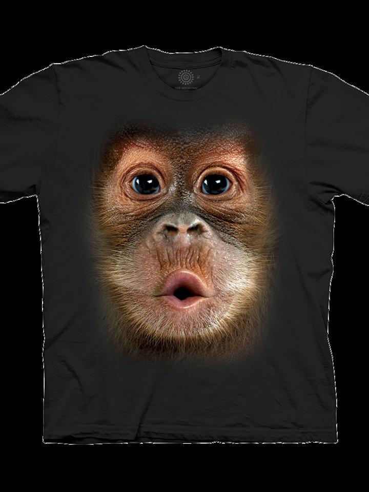 Original gift T-Shirt Orangutan's Face