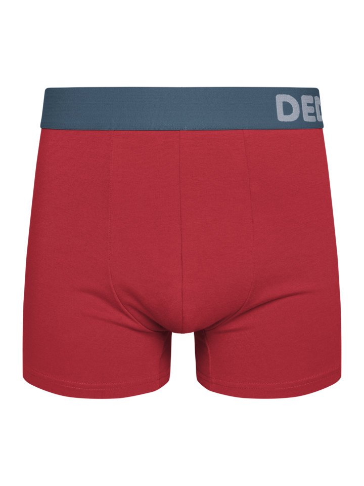 Lifestyle photo Red Men's Trunks