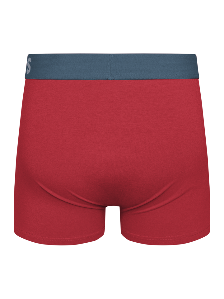 Original gift Red Men's Trunks