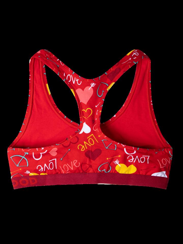Obrázok produktu Veseli sportski grudnjak Srca