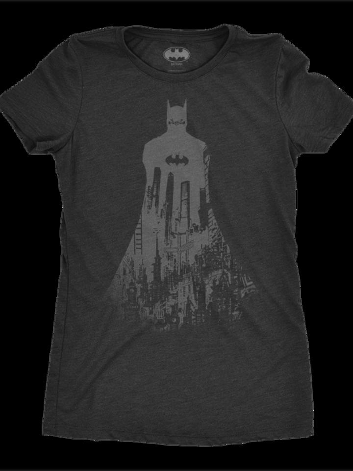Potešte sa týmto kúskom Dedoles Women's T-Shirt Batman - The Dark Night Rises