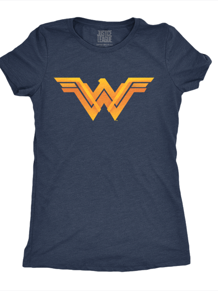 Gift idea Women's T-Shirt Justice League™ - Logo