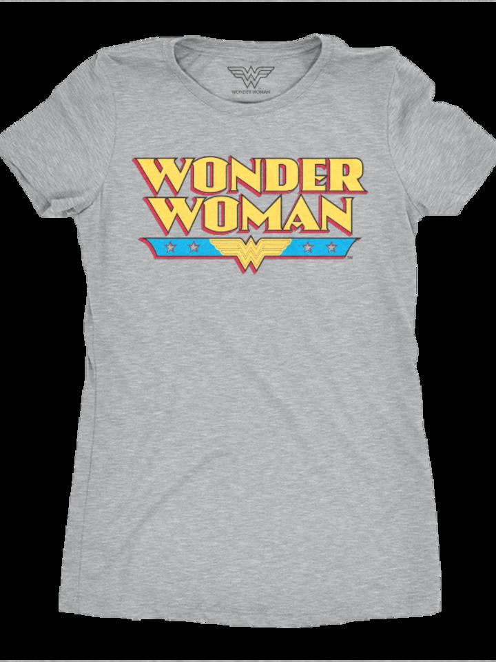 Obrázok produktu T-shirt femme Wonder Woman™ Logo