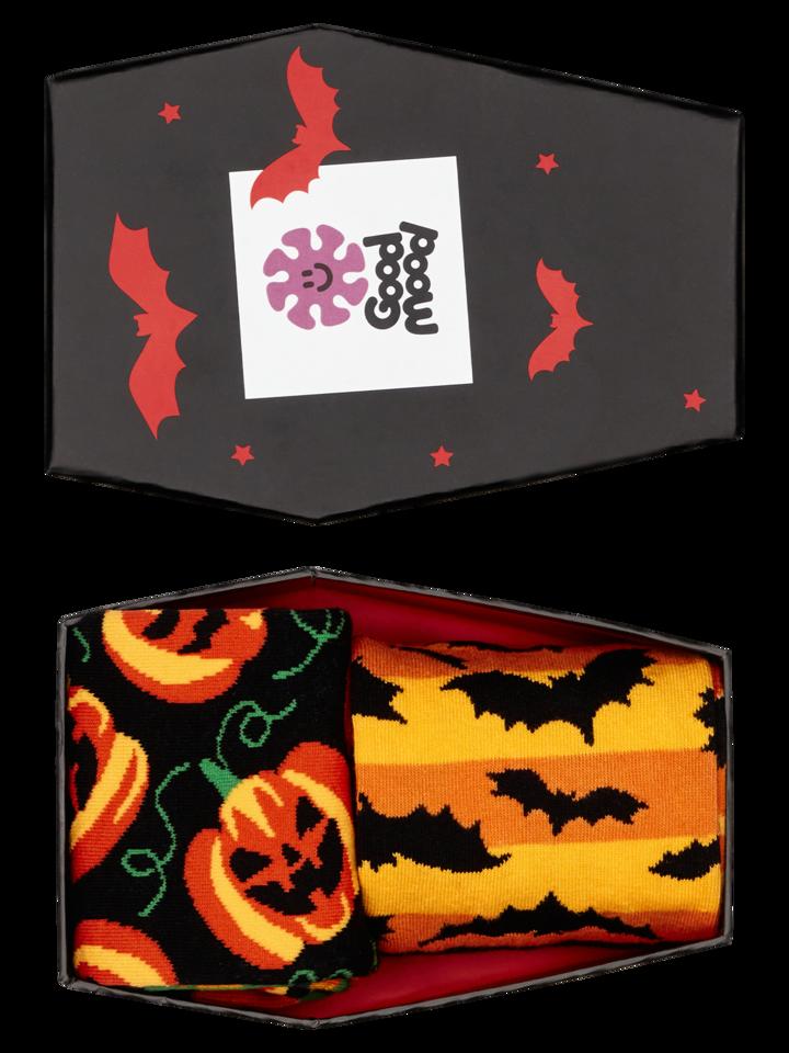 Potešte sa týmto kúskom Dedoles Pudełko z prezentem Halloween
