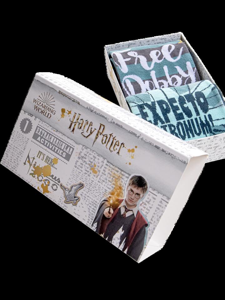 Potešte sa týmto kúskom Dedoles Coffret cadeau Harry Potter