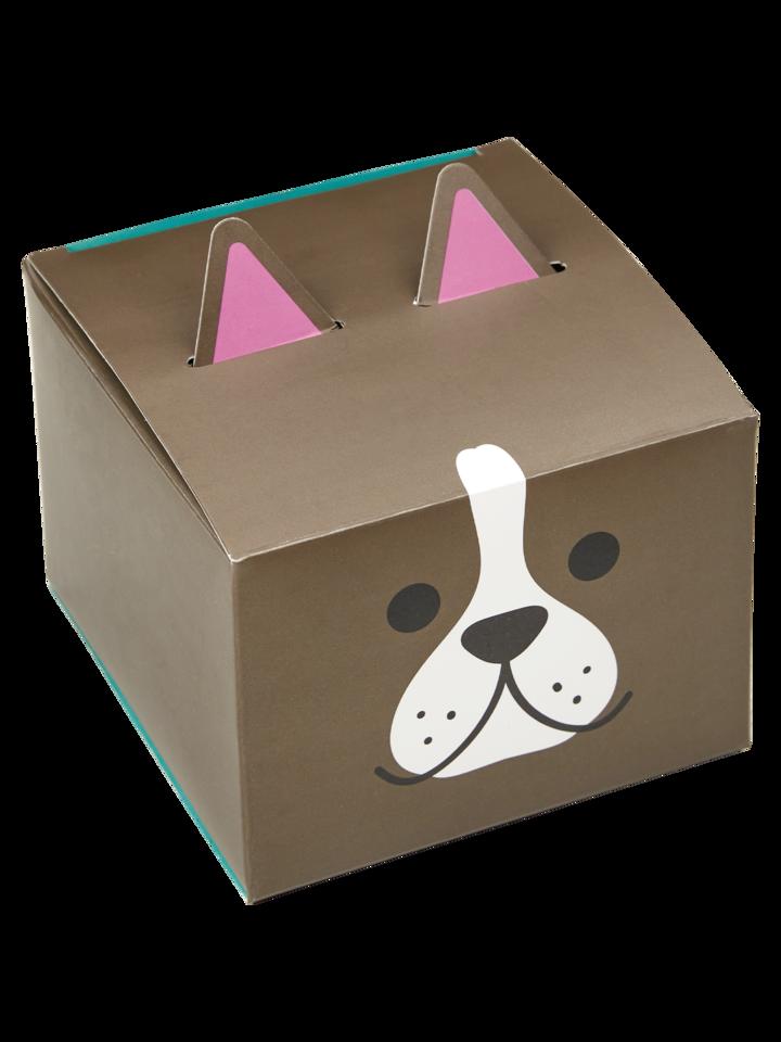 Potešte sa týmto kúskom Dedoles Gift BoxDog Friends