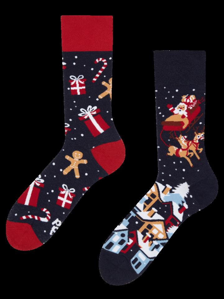 Hľadáte originálny a nezvyčajný darček? Obdarovaného zaručene prekvapí Caja regalo Santa y Rudolf
