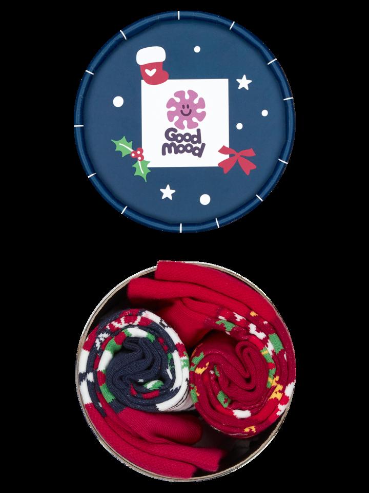 Zľava Caja regalo Gatos navideños