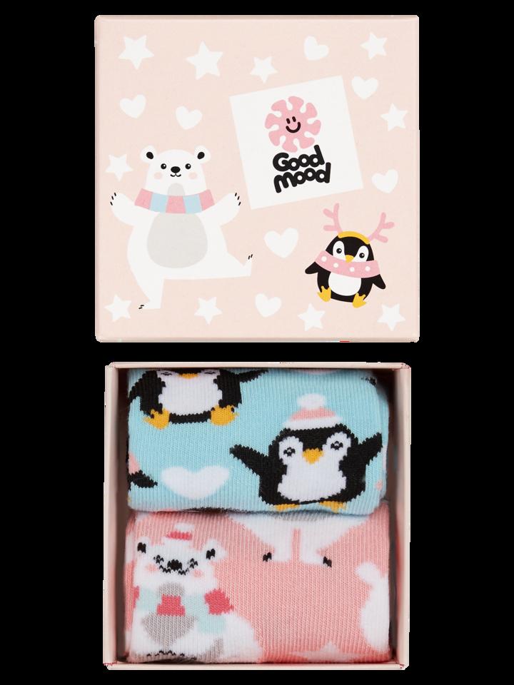 Original gift Kids' Gift Box Polar Animals