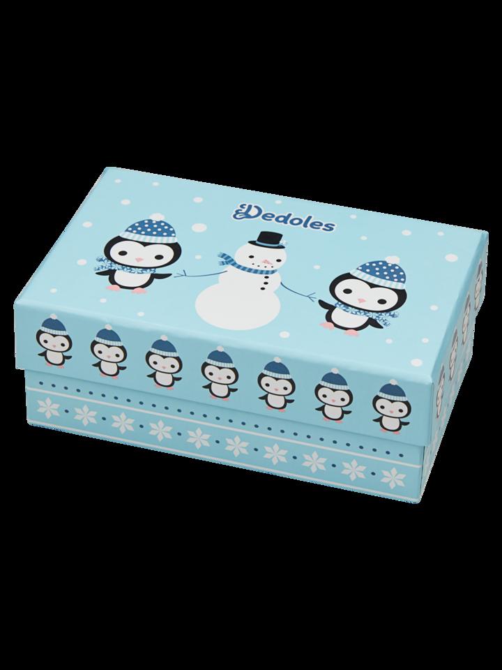 Sale Warm Kids' Gift BoxPenguin & Snowman
