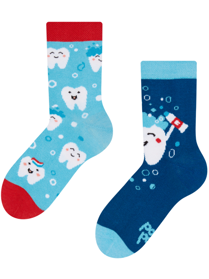 Gift idea Kids' Socks Clean Teeth