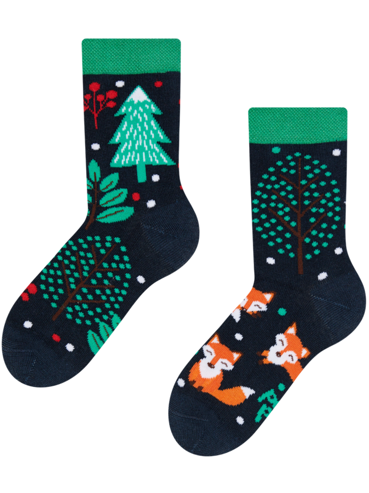 Gift idea Kids' Socks Red Fox