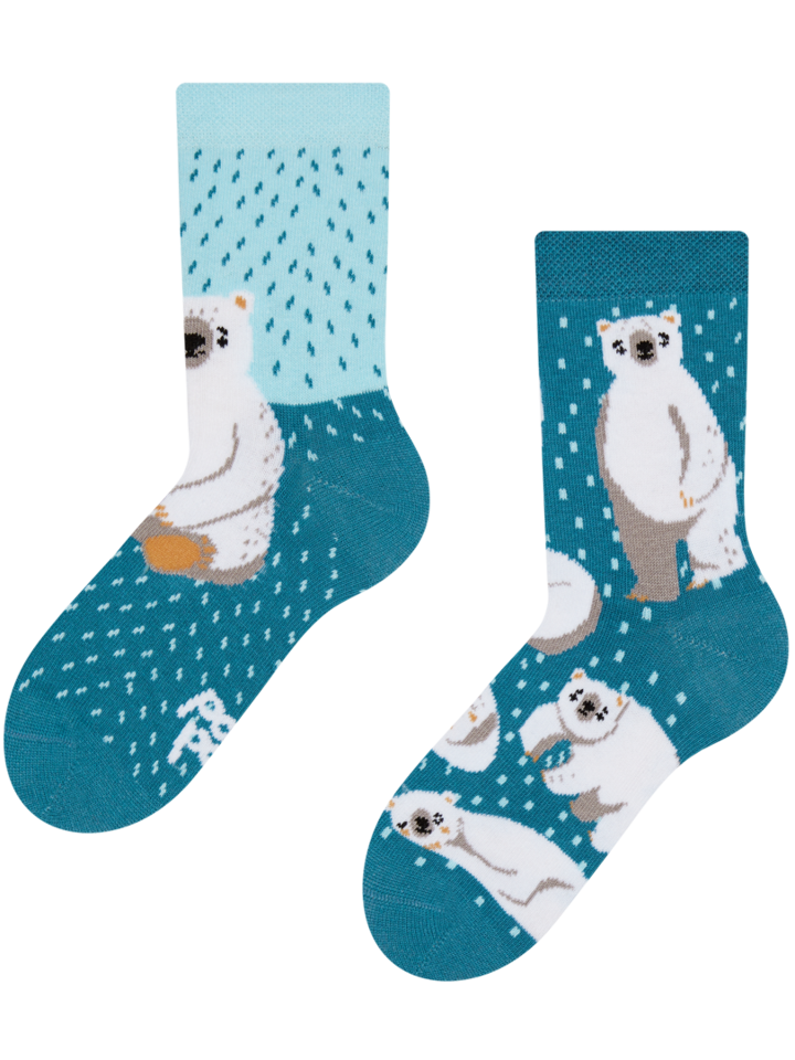 Obrázok produktu Kindersokken IJsberen
