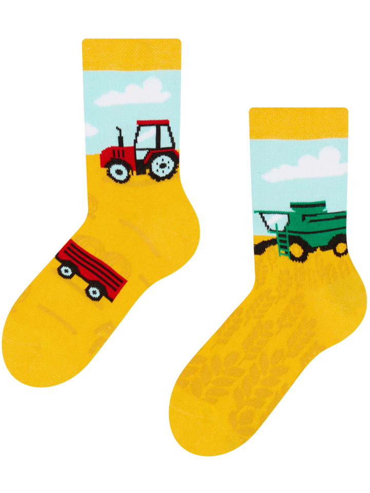 Sale Kids' Socks Tractor