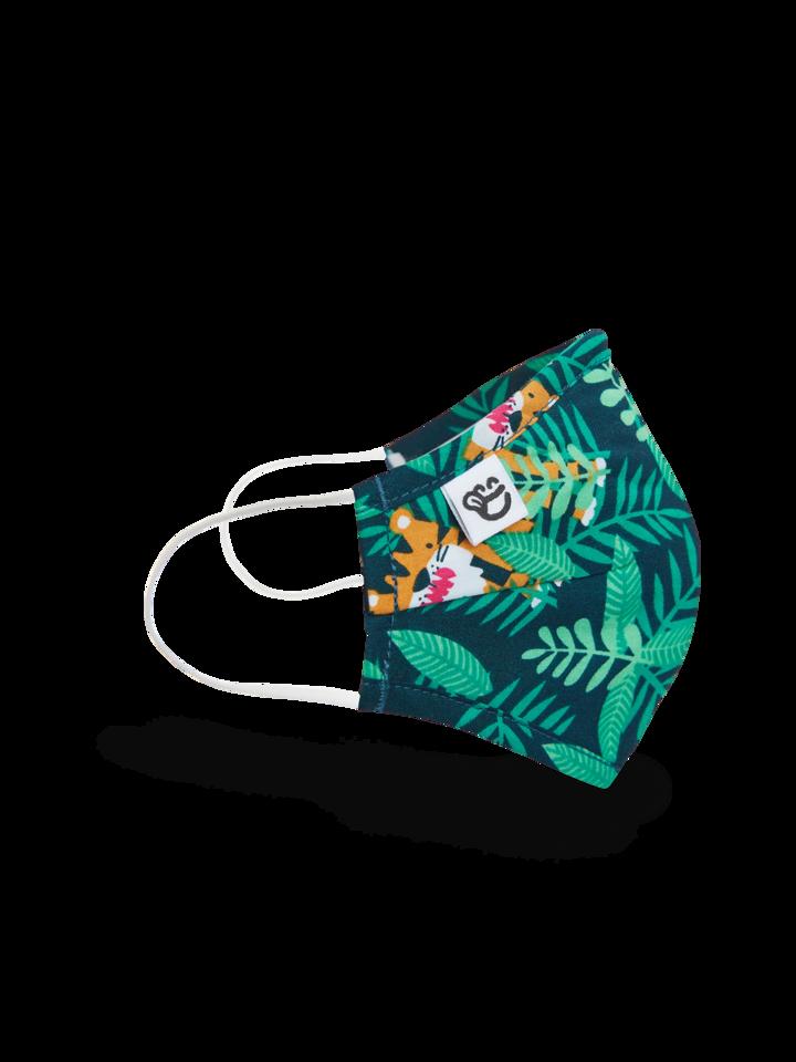 pro dokonalý a originální outfit Dětská veselá rouška Tygr