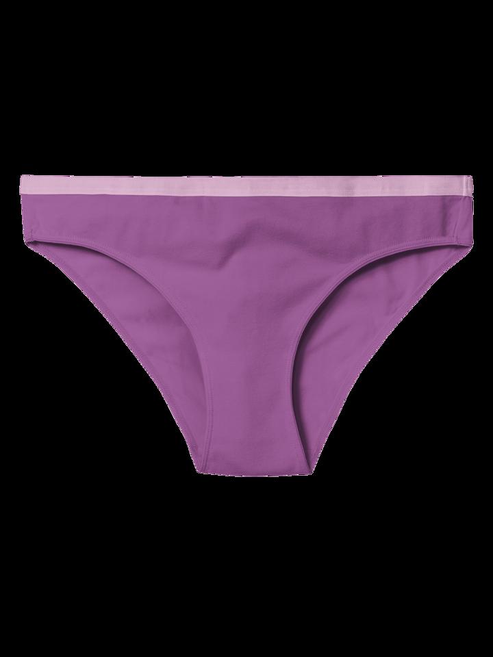 Pre dokonalý a originálny outfit Hyacintovo fialové dámske nohavičky