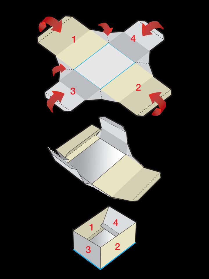 Zľava Klasična darilna škatla Dedoles