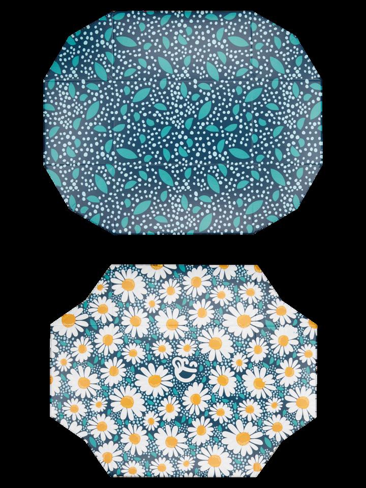 Foto Klasická dárková krabička Květ sedmikrásky
