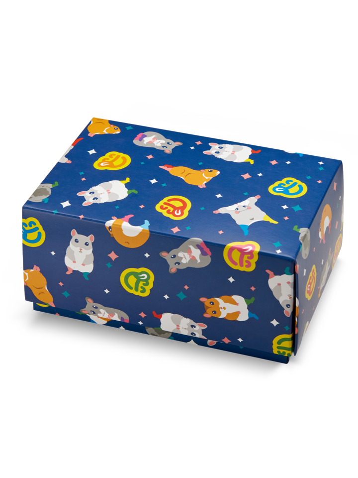 Obrázok produktu Klasická darčeková krabička Škrečok
