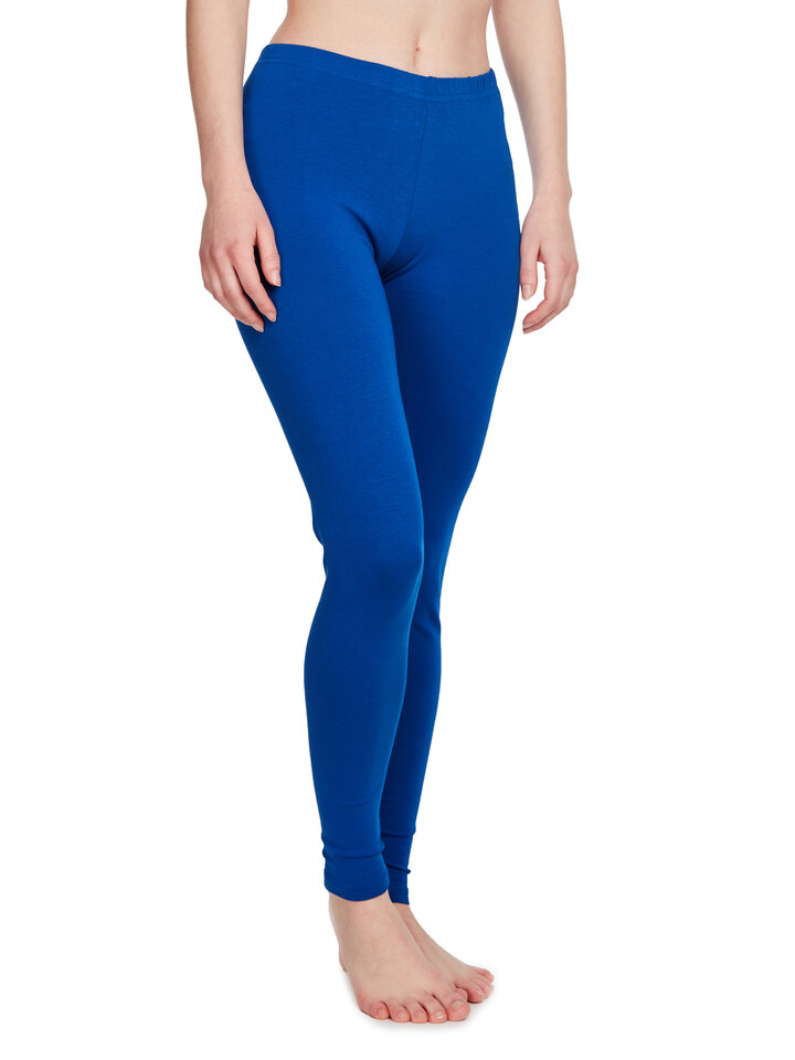Looking for an original and unusual gift? The gifted person will surely surprise with Cotton Leggings Dark Blue