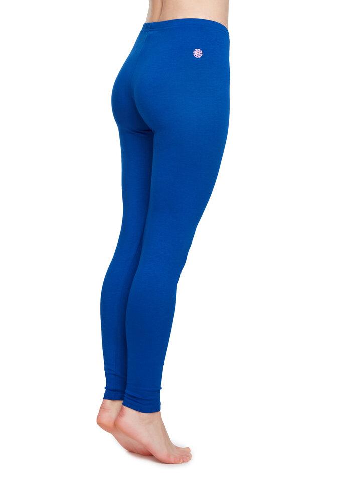 Obrázok produktu Legging en coton bleu royal