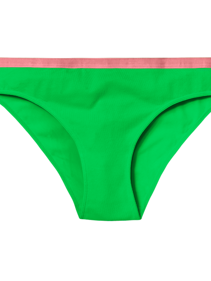 Looking for an original and unusual gift? The gifted person will surely surprise with Neon Green Women's Briefs