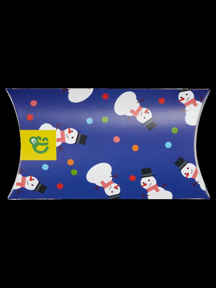 Výpredaj Овална кутия за подарък Бой със снежни топки