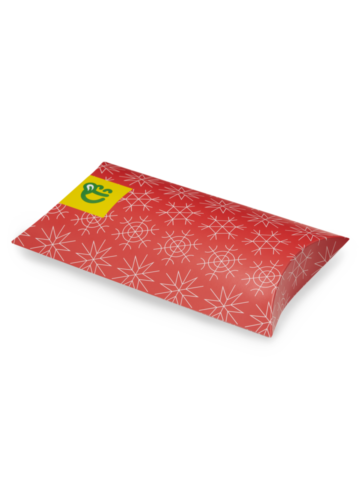 Original gift Oval Gift Box Christmas Mood
