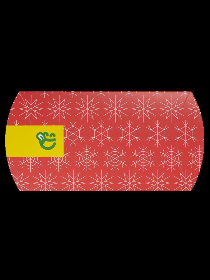 Gift idea Oval Gift Box Christmas Mood