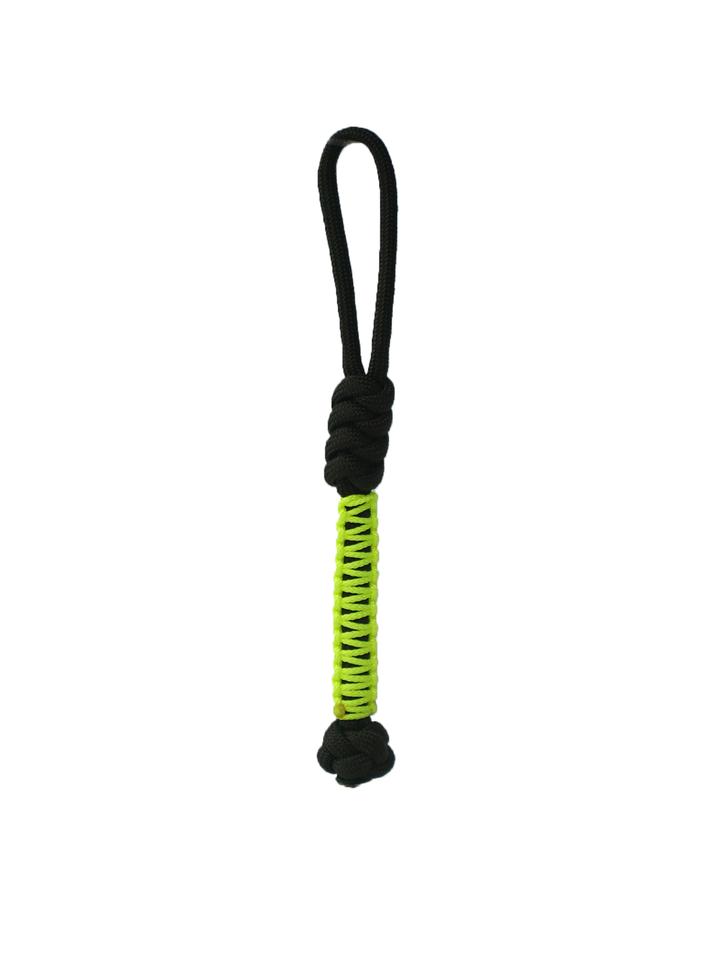 Original gift Yellow Paracord Keychain Bead