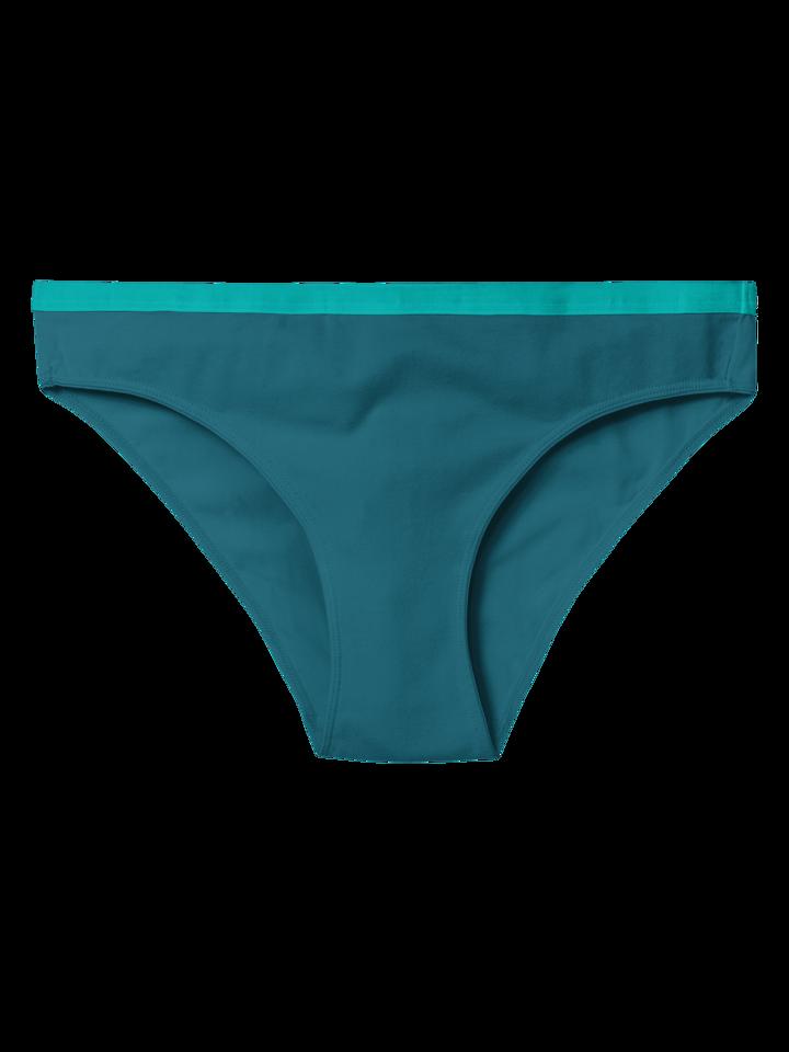 Výnimočný darček od Dedoles Petrolejovo modré dámske nohavičky
