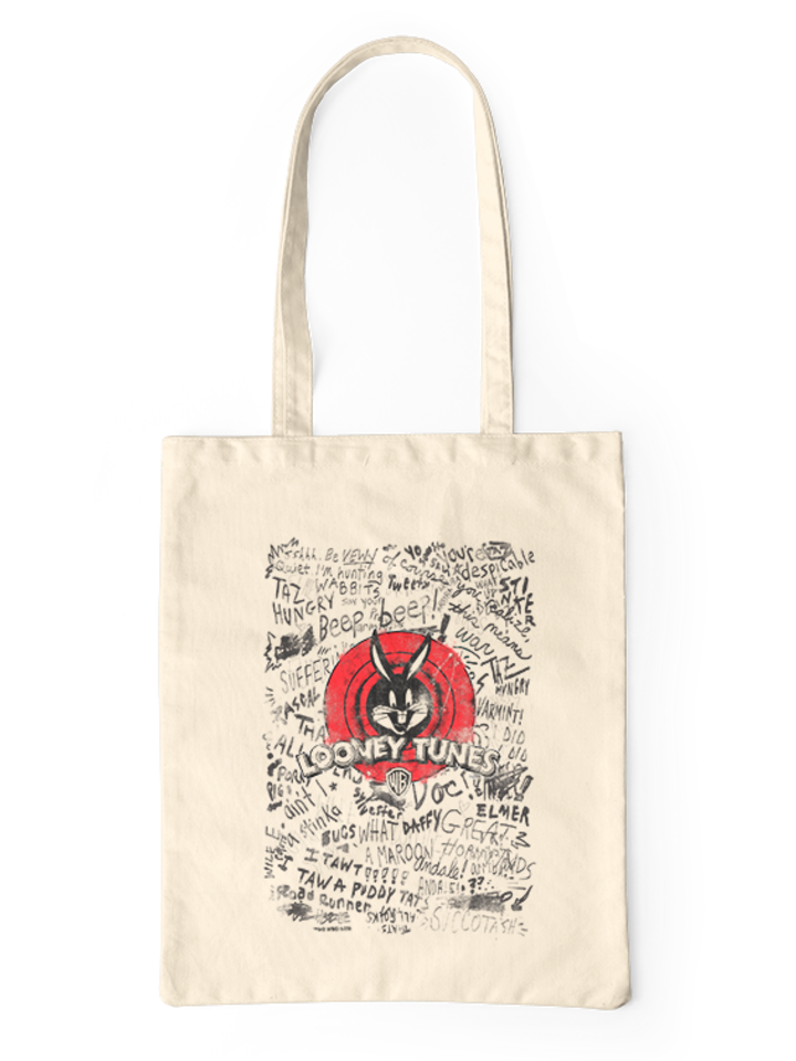 Original gift Canvas Tote Bag Looney Tunes™ Bugs Bunny