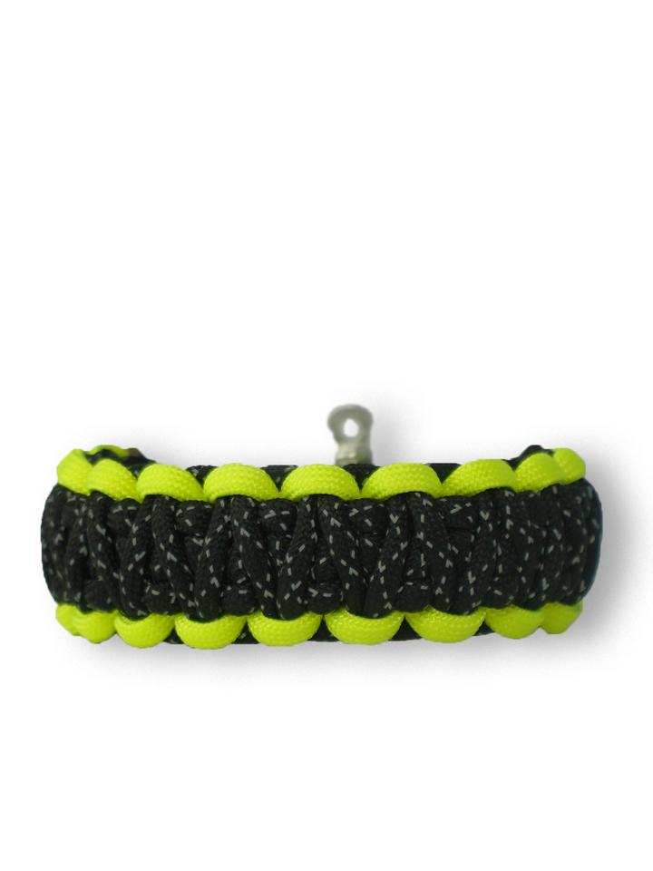 Original gift Reflective Paracord Bracelet Night Line With Adjustable Buckle