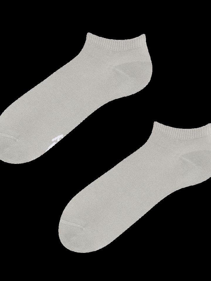 Obrázok produktu Socquettes en bambou grises