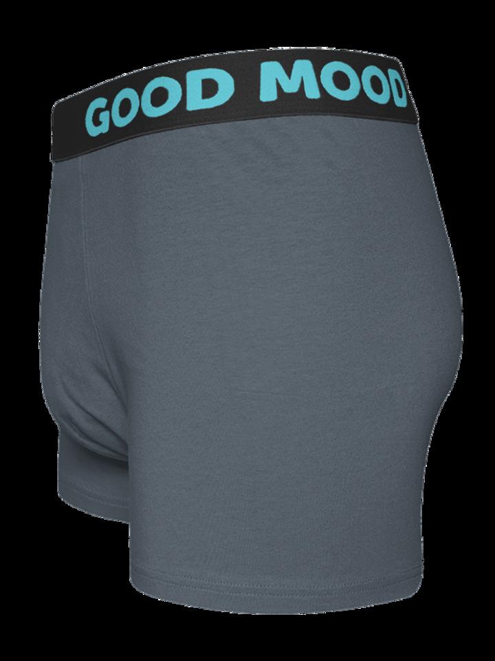 Obrázok produktu Grijze heren boxershorts