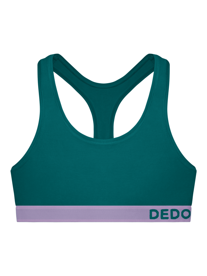 Potešte sa týmto kúskom Dedoles Bralette vert émeraude pour femmes
